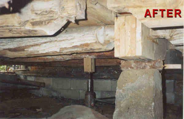 Structural Repair | Foundation Repair | Sagging Floor Repair | Floor ...